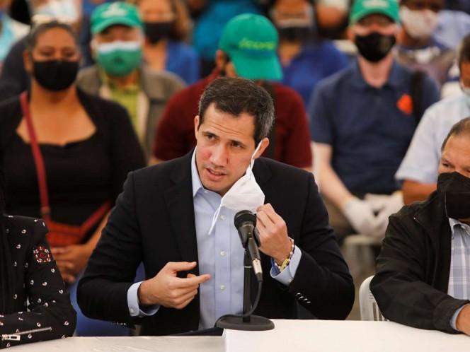 Opositor venezolano Juan Guaidó anuncia que tiene coronavirus