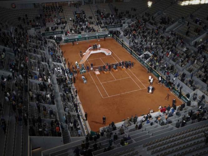 Pandemia retrasa el inicio de Roland Garros
