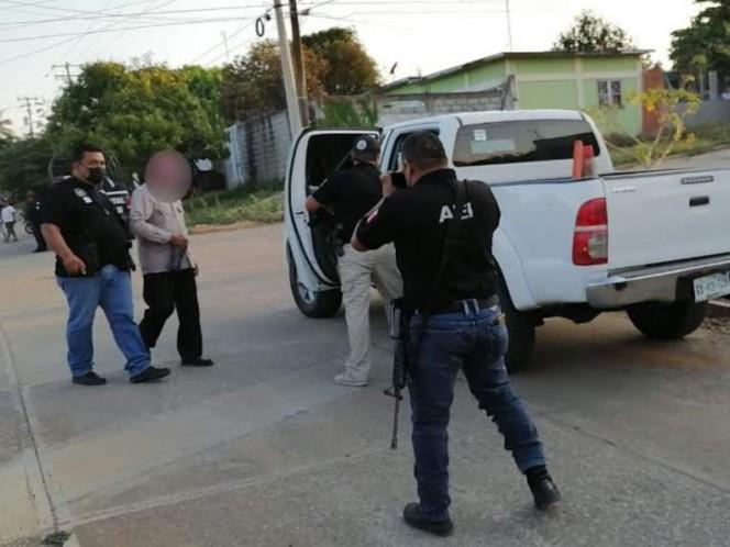 Abuelito viola a su nieta de 6 años en Oaxaca