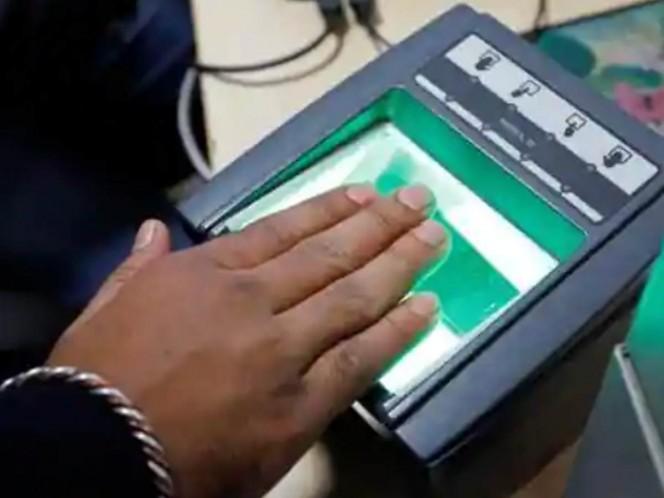 Piden extremar cuidados en el registro de datos biométricos