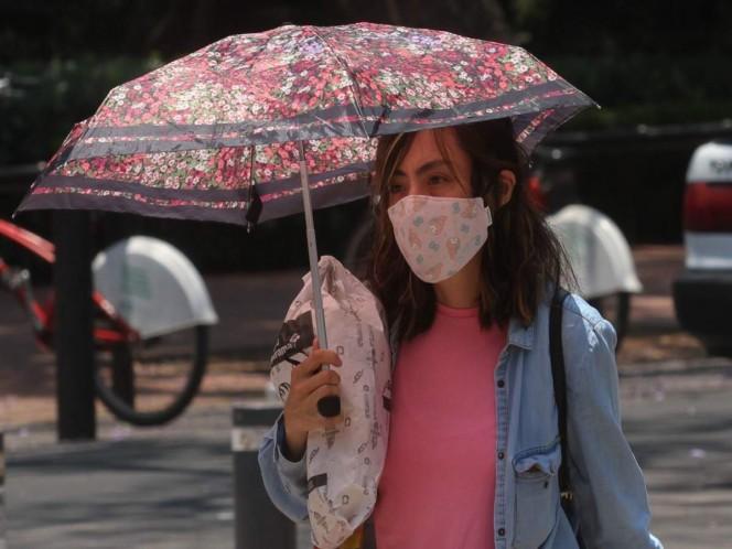 Activan Alerta Amarilla en CDMX por calor; esperan hasta 30°