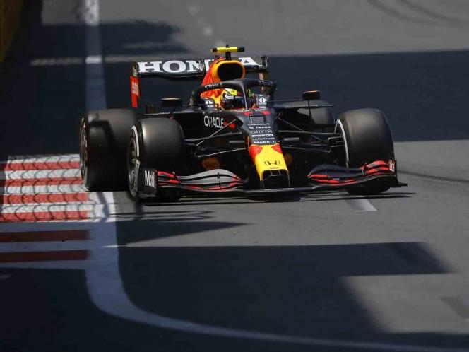 Fórmula 1: Cómo y dónde ver a 'Checo' en el GP de Azerbaiyán
