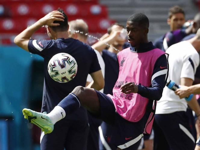 Ousmane Dembelé dice adiós a la Eurocopa