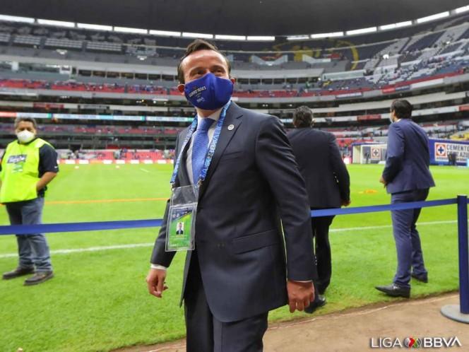 Pandemia dejó 150 mdd en pérdidas para la Liga MX