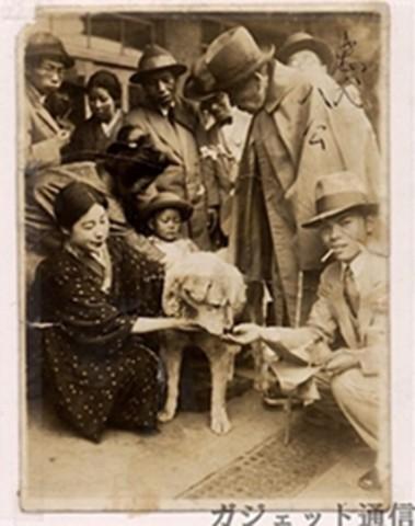 Tokio celebra 90 años del nacimiento del perro Hachiko Hachiko1411138