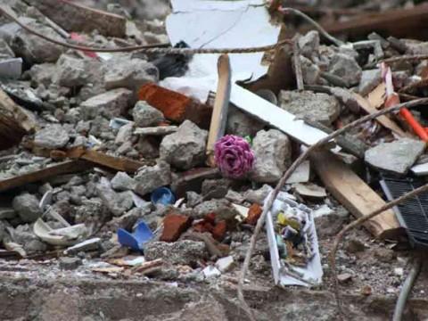 Rinden homenaje a víctimas del sismo del 19 de septiembre