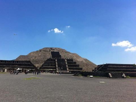 Poder y riqueza pudo causar el ocaso de Teotihuacan 1750081