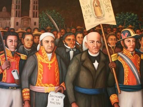 190 años de la Consumación de la Independencia. 1750480