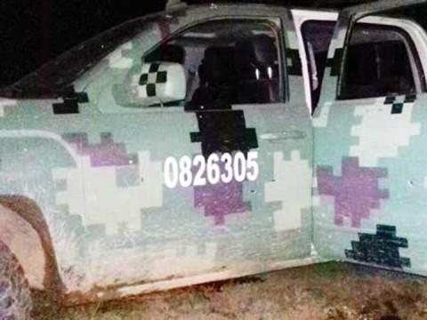 Guerrero - FFAA Federales Asumen la Seguridad en 13 Municipios de Guerrero. 1754858
