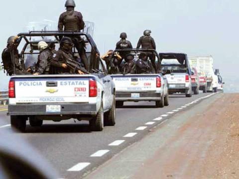 Más de 45 mil policías no son confiables en el país 1828334
