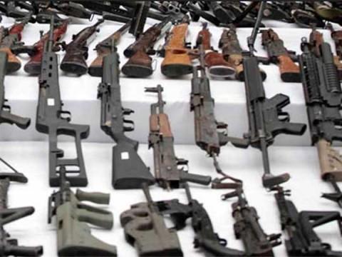 Corporaciones pierden 4 armas diarias. 1878840
