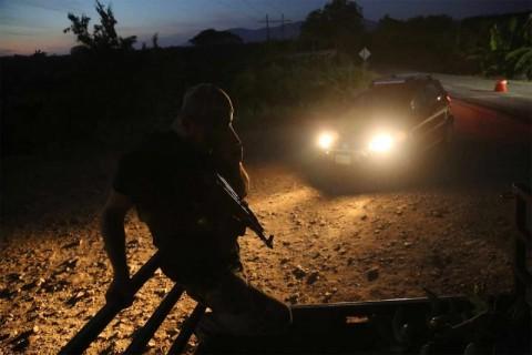 Vuelca camión de la Armada en Chiapas; 21 marinos heridos. 1967748