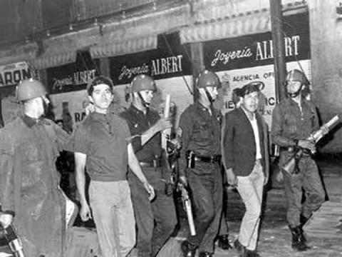 Tlatelolco: Las claves de la masacre 1971952