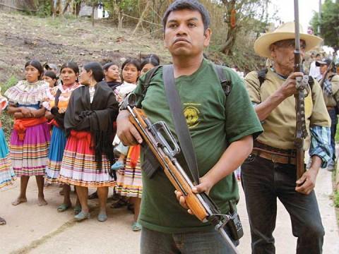 Guerrero - Buscan legalizar policía comunitaria en Guerrero 1972516