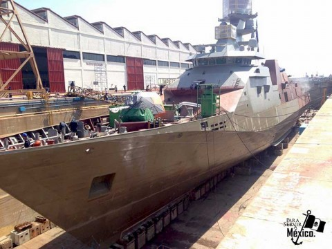 """Construcción de Fragata Proyecto POLA 101 ARM """"REFORMADOR"""" - Página 30 2050970"""