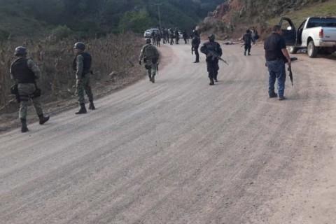Guerrero - FFAA Federales Asumen la Seguridad en 13 Municipios de Guerrero. - Página 2 2088904