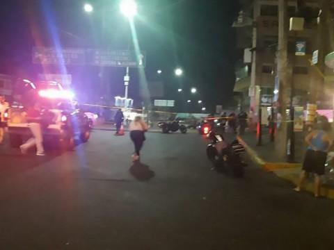 Balaceras detonan alarma en Acapulco 2099034