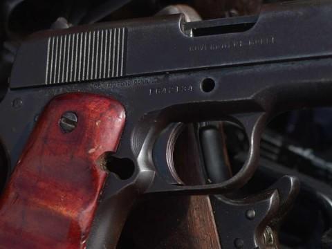Corporaciones pierden 4 armas diarias. 2182028