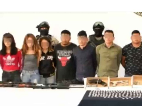 Guanajuato - Aparece grupo armado en Guanajuato y declara la guerra al CJNG 2198237