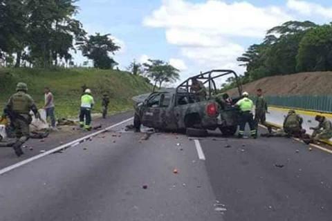 Accidentes - Accidentes e incidentes de elementos del Ejército Mexicano  Noticias,comentarios,fotos,videos. - Página 4 2218818