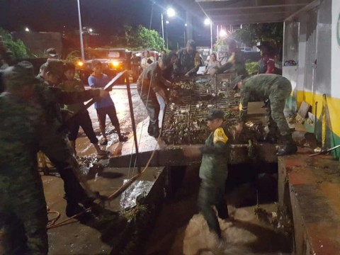 Sedena aplica Plan DN-III-E en municipios de Chiapas