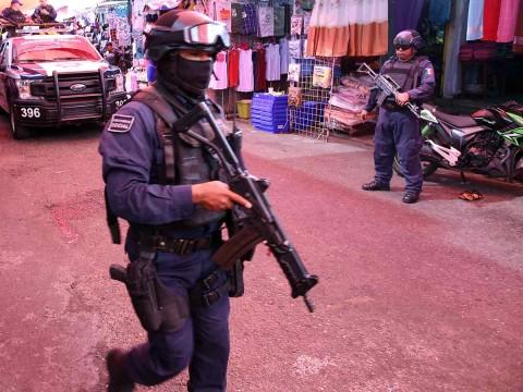 Mexico cuadruplica su compra de armamento 2250530