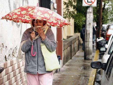 Alertan en Yucatán por paso de frente frío 12