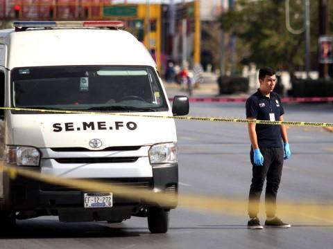 Matan a 5 policías en Ciudad Juarez 2266787