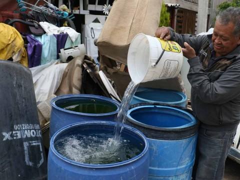 Anuncia Conagua cortes de agua en CDMX y Edomex