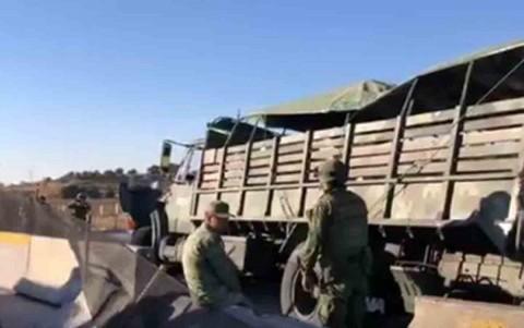 militar - Accidentes e incidentes de elementos del Ejército Mexicano  Noticias,comentarios,fotos,videos. - Página 4 2271861