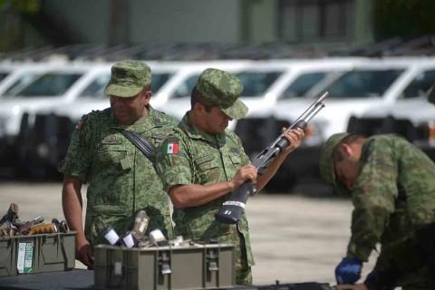 Aseguran arsenal con seis mil cartuchos en Sonora - Página 2 2274912