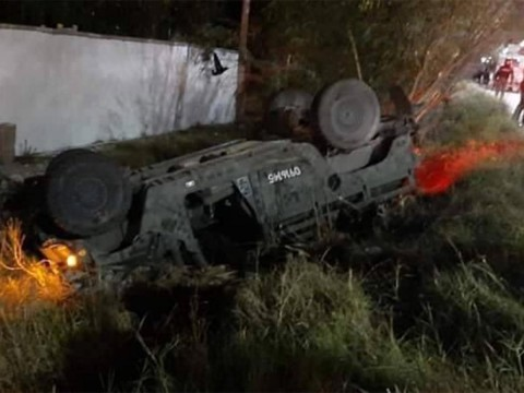 Accidentes - Accidentes e incidentes de elementos del Ejército Mexicano  Noticias,comentarios,fotos,videos. - Página 4 2280821