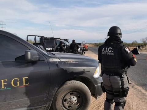 Caen cinco con arsenal en Villa Unión, Coahuila  2284392