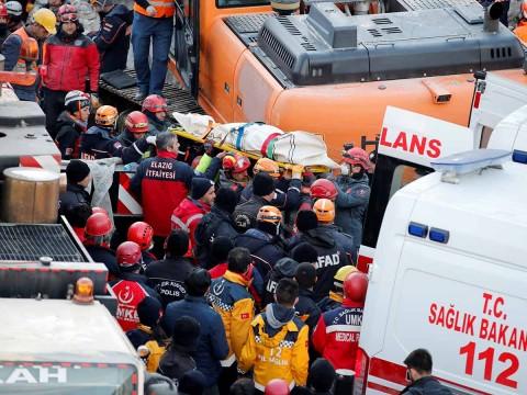 Contabiliza Turquía 35 muertos tras sismo