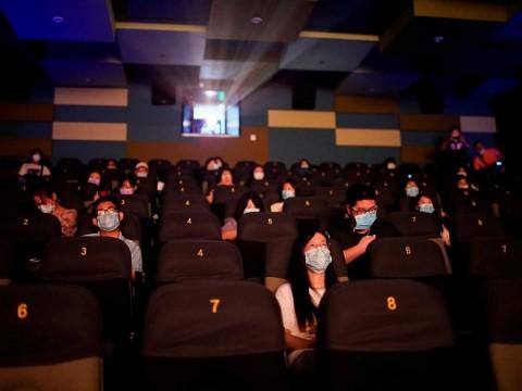 Así reabren los cines en China luego de la pandemia
