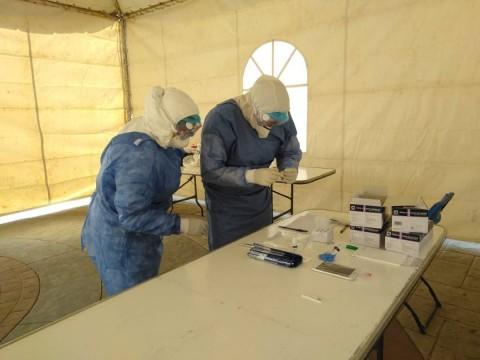 Aplican pruebas de covid-19 gratuitas en Cuautitlán y Tultepec