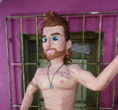 Se viene demanda de Gabriel Soto', informa piñatería