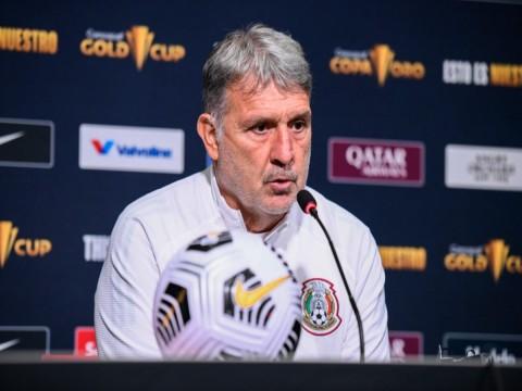 Gerardo Martino pide mejorar para avanzar en Copa Oro
