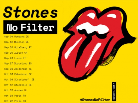 Festival de Lucca se llenará de Rock'n roll con los Rolling Stones