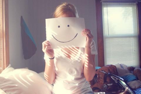 Sonríele a la vida