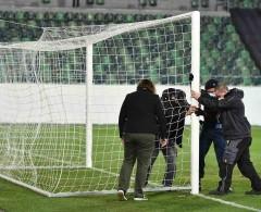 Un extraño retraso en las eliminatorias de UEFA
