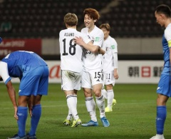 Japón tiene victoria histórica: 14-0 a Mongolia