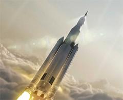 La Nasa perfecciona cohete que llevará humanos a Marte