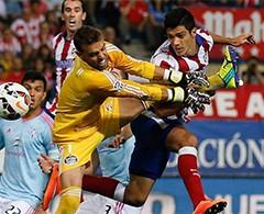 Raúl Jiménez podría salir del Atlético en diciembre