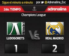 MXM: 'Chicharito' de titular con Real Madrid en Champions