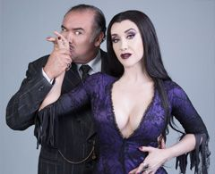 'Los Locos Addams', igual que en Broadway